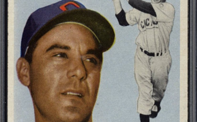 JIM THIELMAN: Did Whack To Hand Cost Cubs '45 Series?