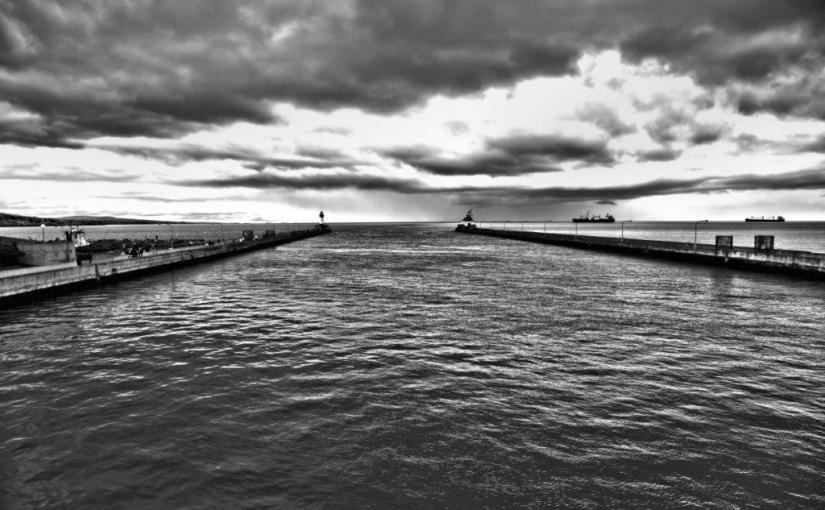 RUSS HONS: Photo Gallery — Duluth Canal Park