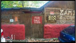 December 3: Business property for sale on the island of Dominica, photographed recently. Recommended by TripAdvisor.