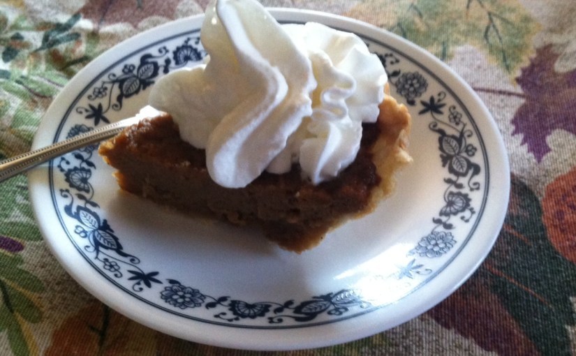 CHEF JEFF: One Byte At A Time — Sweet Potato Pie
