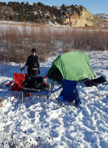 JIM FUGLIE: View From The Prairie — Camping At The Elkhorn, Part 2