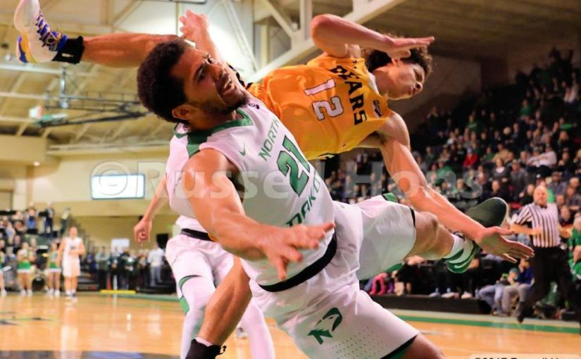 RUSS HONS: Photo Gallery — University Of North Dakota vs. University Of Northern Colorado