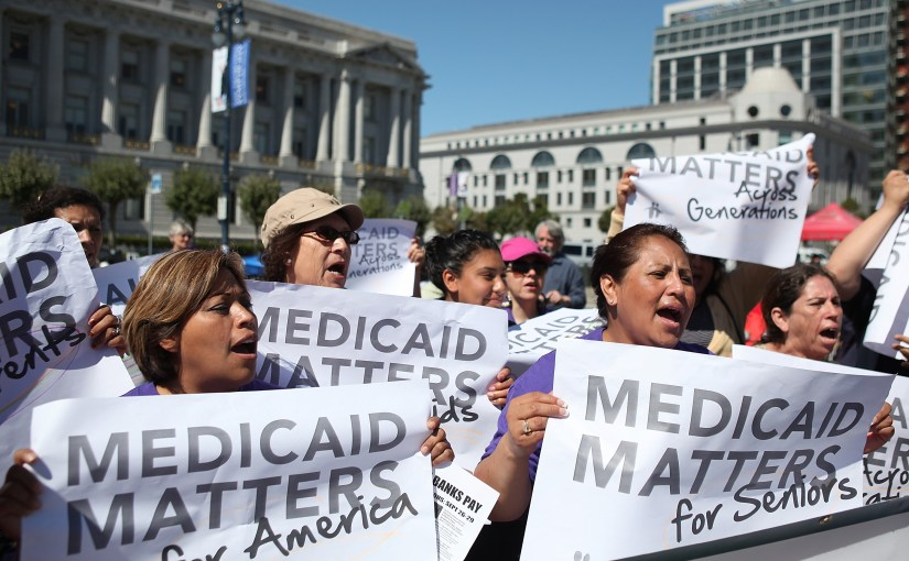 PAULA MEHMEL: Shoot the Rapids — I Want To Be The Face Of Medicaid Expansion!