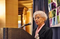 The esteemed Dr. Josie Johnson, Minnesota's most recognized human rights, social justice and Civil Rights activist who was there at the beginning five decades ago.