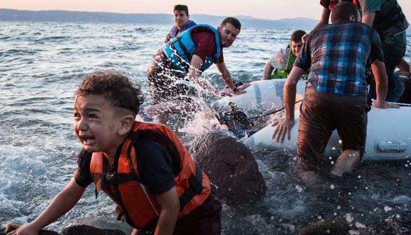 RON SCHALOW: Paranoid Politics Behind The Refugee Hubbub