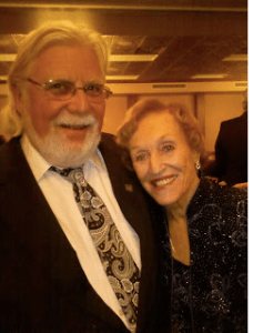 Jim and Sheila at the annual meeting of the Theodore Roosevelt Association, held in Medora. She worked tirelessly on this event, created a N.D. Chapter of TRA and was, at an earlier meeting, a recipient of the TRA's prestigious Rose Award.
