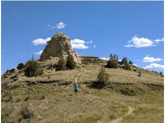 LILLIAN CROOK: WildDakotaWoman — Burning Coal Vein And Other Little Missouri National Grasslands Environs