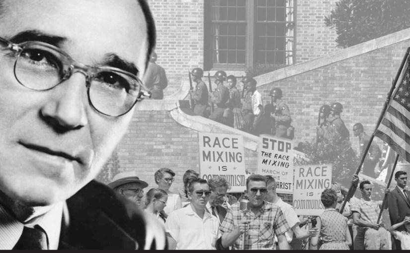 TOM DAVIES: The Verdict — Memories Of Dad's Days In Little Rock