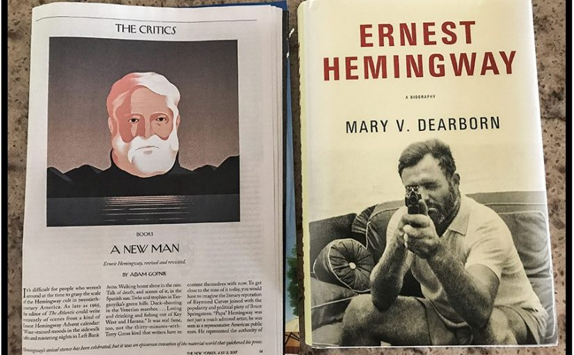 DAVE VORLAND: It Occurs To Me — Hemingway Lives