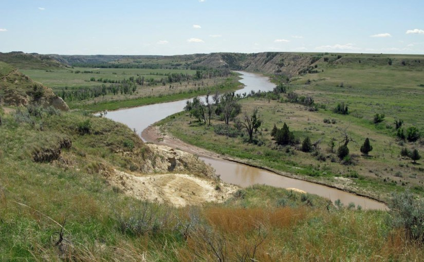 JIM FUGLIE: View From The Prairie — The Little Missouri State Scenic River Is In Trouble Again