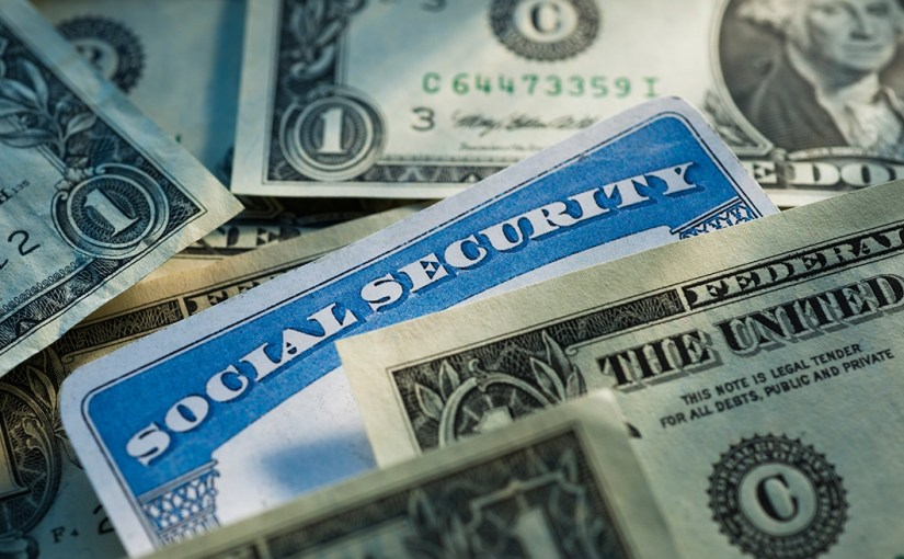 NANCY EDMONDS HANSON: After Thought — Social Security … Now It's Personal
