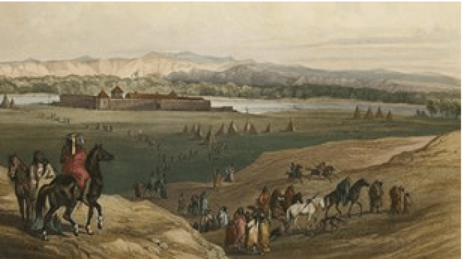 Fort Union.