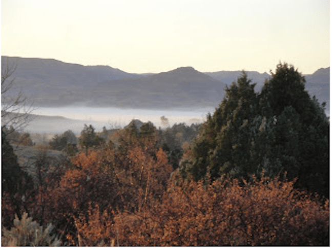 LILLIAN CROOK: WildDakotaWoman — North Unit, Theodore Roosevelt National Park