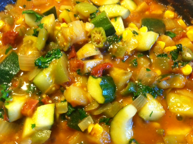 CHEF JEFF: One Byte At A Time — Not Your Mom's Ratatouille