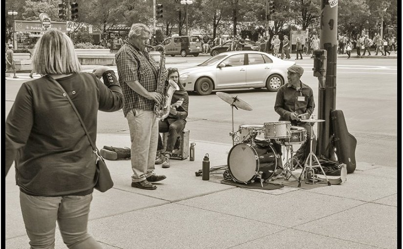 DAVE VORLAND: Photo Gallery — The Windy City