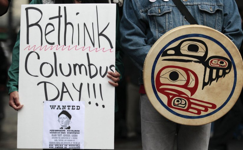 TOM DAVIES: The Verdict — Replace Columbus Day With Indigenous Peoples Day
