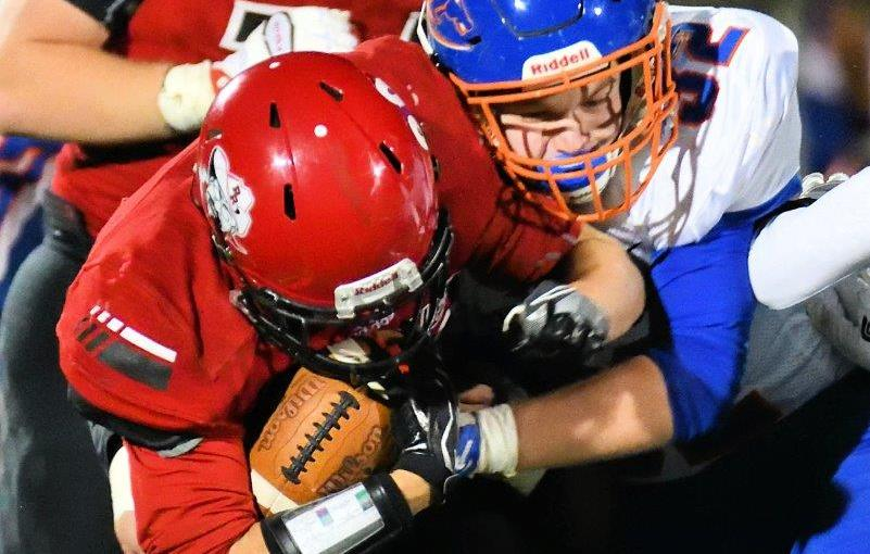 RUSS HONS: Photo Gallery — Grand Forks Red River Vs. West Fargo Sheyenne Football