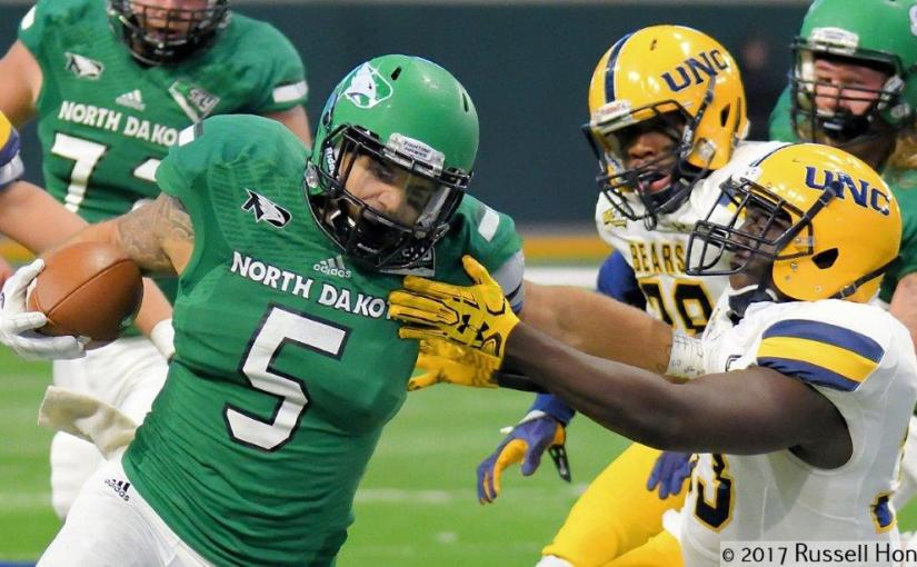 RUSS HONS: Photo Gallery — University Of North Dakota Football Vs. Northern Colorado