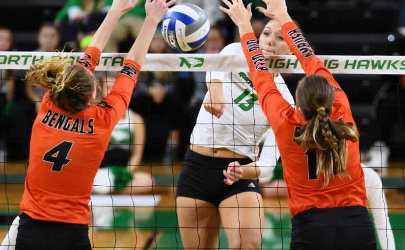 RUSS HONS: Photo Gallery — University Of North Dakota Vs. Idaho State University