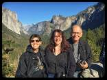 A fellow visitor to Yosemite National Park took this picture of us.