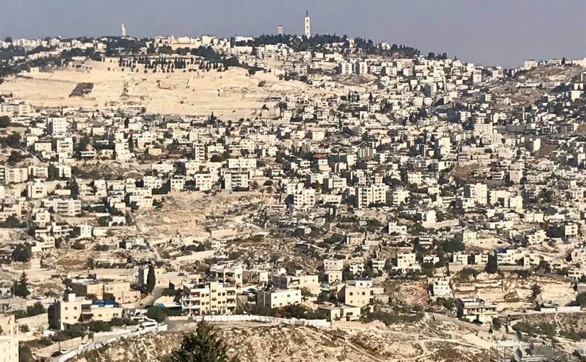PAULA MEHMEL: Shoot the Rapids — The Holy Land, Day 3