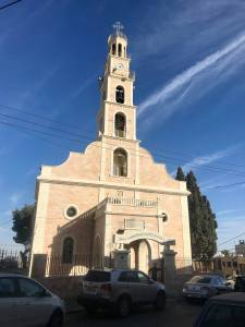 Lutheran Church of Beit Sahour.