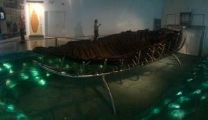 The Ancient Boat was found in 1986 and has been dated to between the First Century BCE and CE.