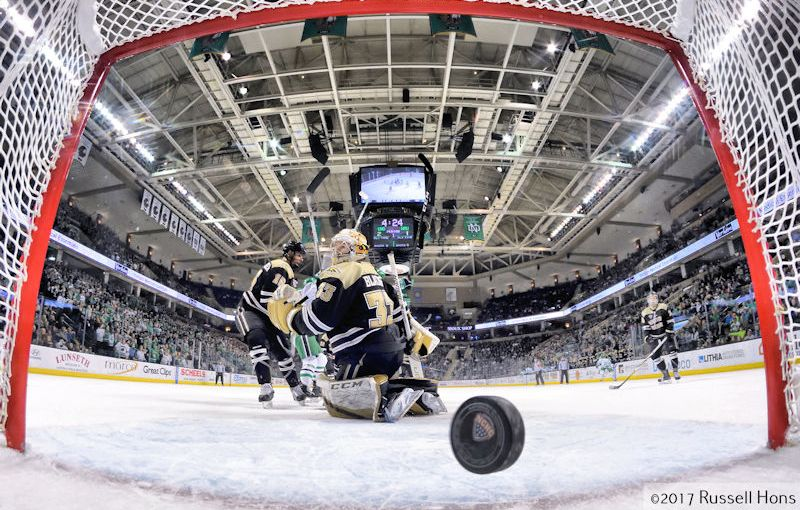 RUSS HONS: Photo Gallery — University of North Dakota Vs. Western Michigan University