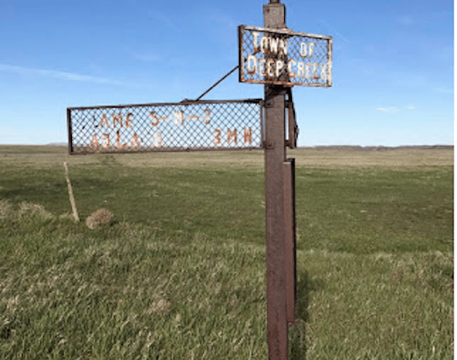 LILLIAN CROOK: WildDakotaWoman — Yellowstone Trail Redux