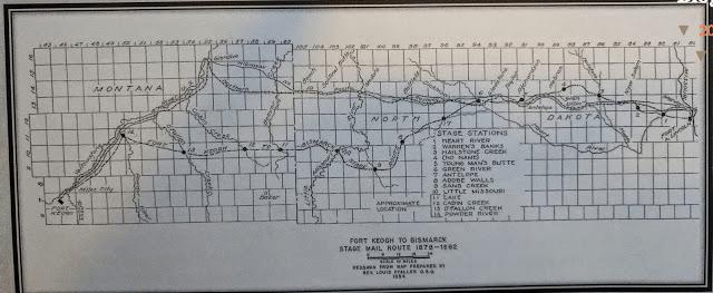 LILLIAN CROOK: WildDakotaWoman — Fort Keogh Trail