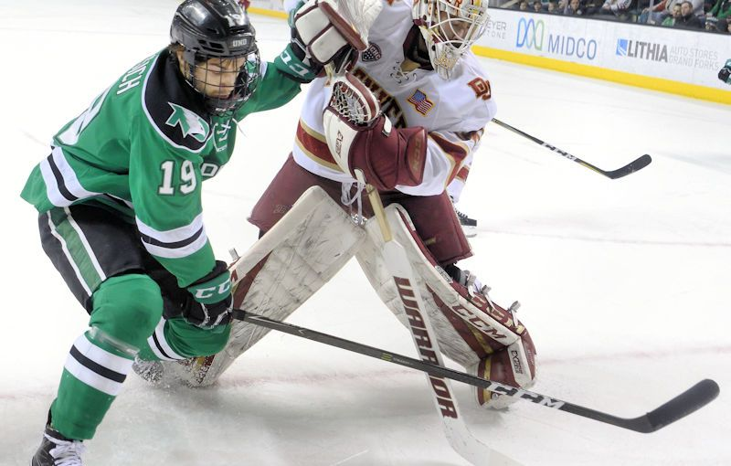 RUSS HONS: Photo Gallery — University Of North Dakota Vs. Denver University