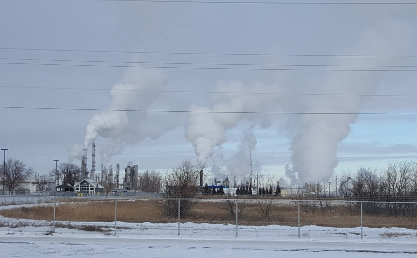 JIM FUGLIE: View From The Prairie — Of Refineries And The Public Trust Doctrine