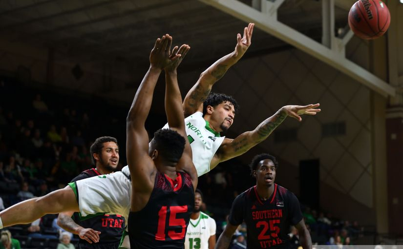 RUSS HONS: Photo Gallery — University Of North Dakota Vs. Southern Utah University