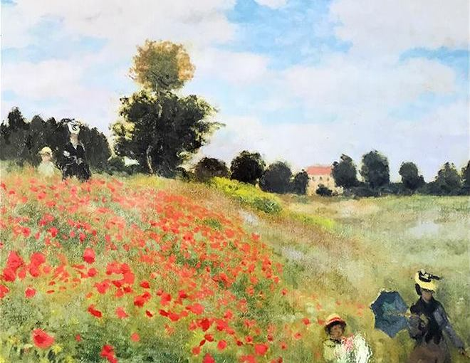 DAVE VORLAND: It Occurs To Me — Monet's Garden