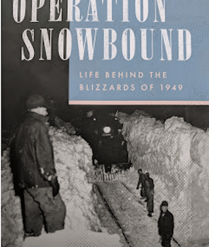 LILLIAN CROOK: WildDakotaWoman — 'Operation Snowbound'