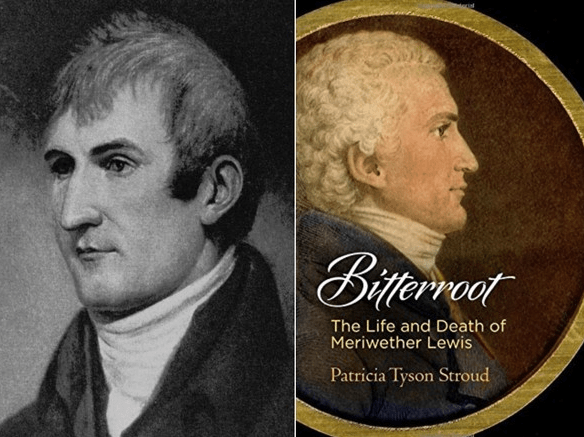 CLAY JENKINSON: The Jefferson Watch — Who Killed Meriwether Lewis?