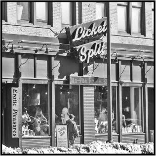 April 21: Street photography, Minneapolis, taken April 19.