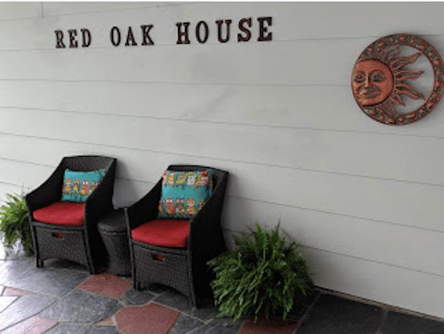 LILLIAN CROOK: WildDakotaWoman — Red Oak House Garden Notes No. 40 — It Rains!
