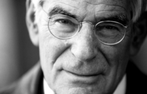 The amazing David Halberstam (1934-2007).