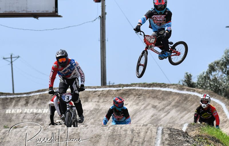 RUSS HONS: Photo Gallery — Red River BMX