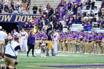 September 08, 2018: An NCAA football game between the Washington Huskies and the North Dakota Fighting Hawks at Husky Stadium in Seattle, Washington. Washington defeated North Dakota 45 -3. Manditory Credit: Russell Hons