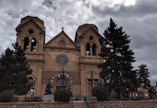 St. Francis Cathedral Basilica, Santa Fe, N.M.