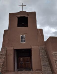 San Miguel Chapel, Santa Fe, N.M.