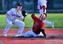 May 2, 2019 Grand Forks Red River vs Fargo Shanley. Red River won 2-1. Photo by Russell Hons All photos can be seen here: https://russellhonsphotography.shootproof.com/2018_2019_GGFSports