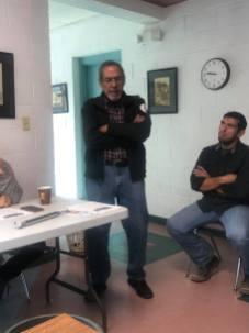Carlo Marentes, director of the Farm Workers Center in El Paso