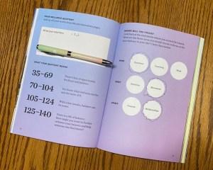 """""""Wellness quotient"""" workbook."""