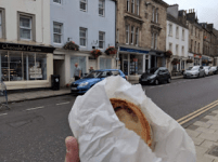 Mutton Scotch Pie, Jedburgh, Scotland.