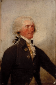Thomas Jefferson around the time of the signing of the Declaration of Independence in 1776.