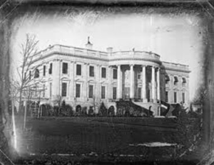 Jefferson and Meriwether Lewis lived in the White House like two mice in a church.
