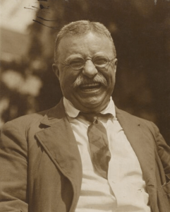 President Teddy Roosevelt (Library of Congress)